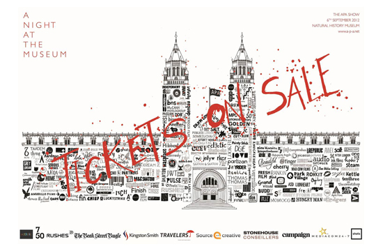The APA SHOW 2012 – Tickets On Sale Now