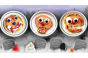 This Halloween's Tasty Creative Tricks and Treats