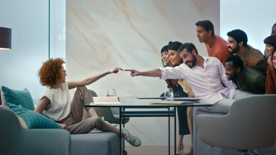 JOJX's Johnny Green Recreates Art Masterpieces in Debut Film for HR Solutions Provider UKG