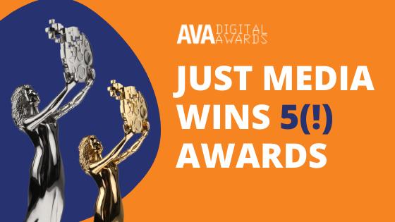 AVA Digital Honours JUST Media