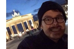 Guten Tag Deutschland, I Am Very Happy to Be Here