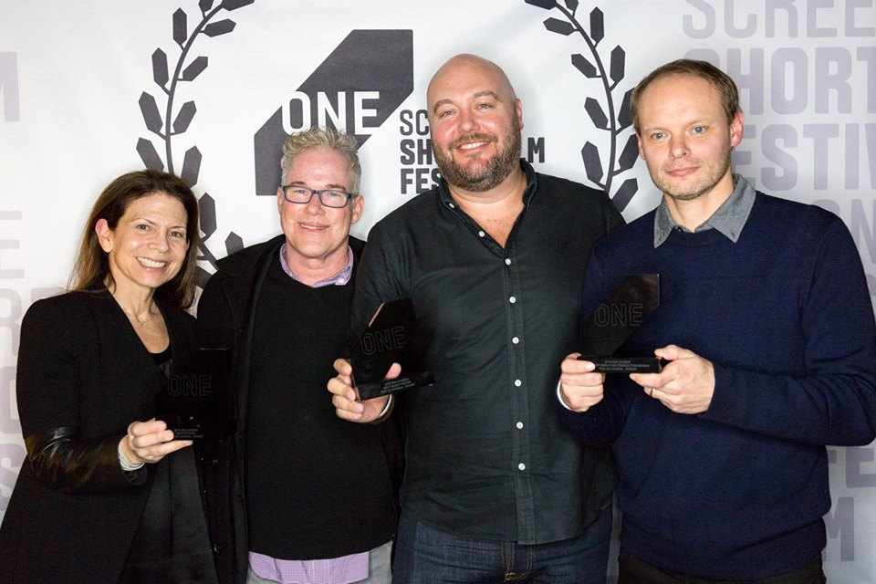 David Nutter's 'Rising' Film Wins Three Awards at the One Club's One Screen Short Film Festival