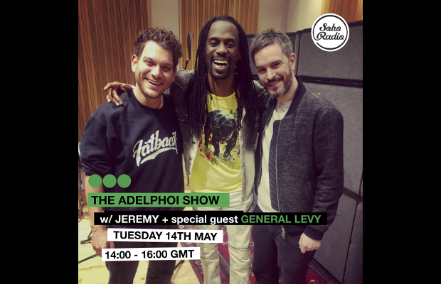 Adelphoi Chats Sound Systems, Reggae and Jungle with General Levy on Soho Radio