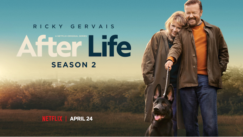 Air-Edel Teams Up with Ricky Gervais for Series Two of Netflix's 'After Life'