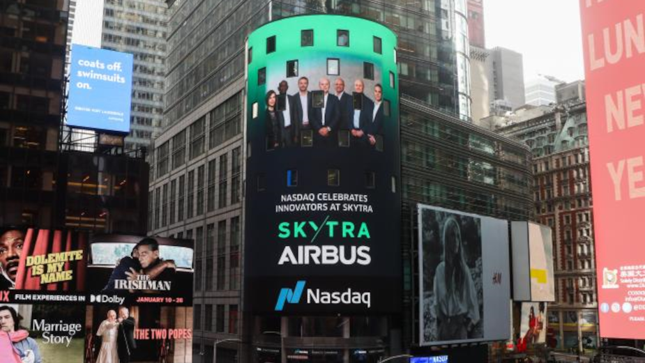 Airbus-owned Skytra Appoints Boldspace to PR Brief