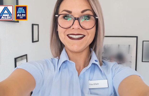 ALDI Nord and SÜD Unite for Self-Shot Crowdsourced Message of Togetherness