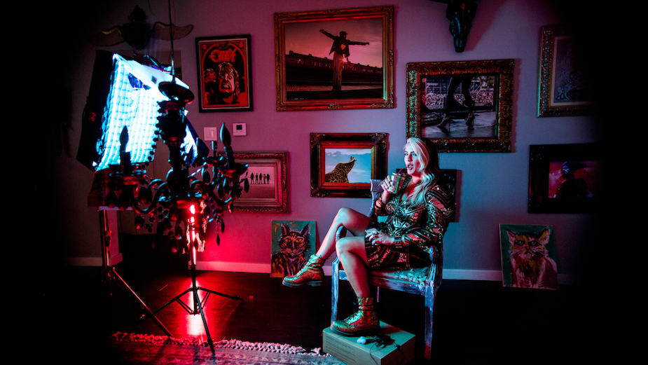 tinygiant Signs Award-Winning Director Alison Roberto