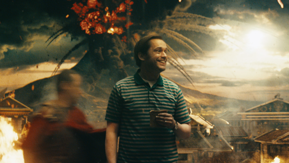 Alexa Brings the Power of Pompeii to the Kitchen Table in Spot From Andreas Nilsson