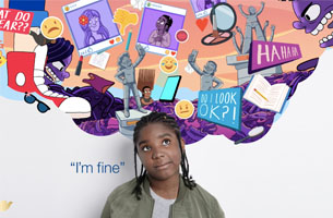Sweetshop's Andrew Lang Reveals What's Really Going on Behind the Typical Response 'I'm Fine'