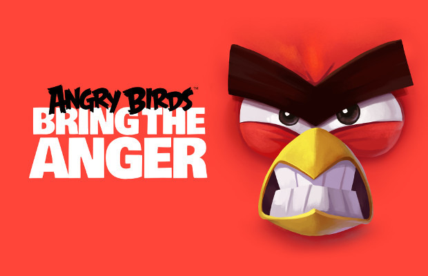 Angry Birds 10th Anniversary Campaign Invites Us to #BringTheAnger as a Force for Good