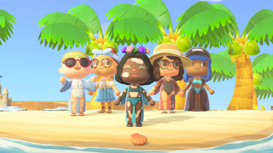 Gillette Venus Changes the Game with 'Skinclusive Summer Line' on Animal Crossing