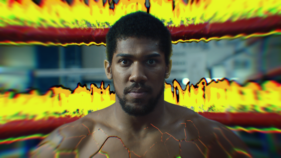 Anthony Joshua Pulls No Punches in EA Sports Dynamic UFC 4 Film