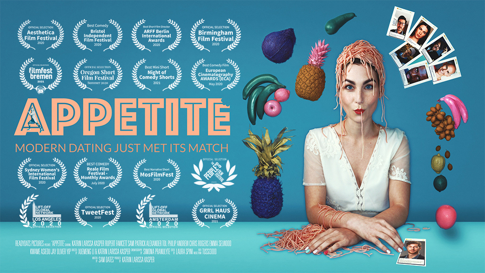 Award-Winning Indy Short 'Appetite' Releases This Week