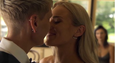 Beautiful Moments from Australia's First Same-Sex First Dances Captured on Apple's iPhone X
