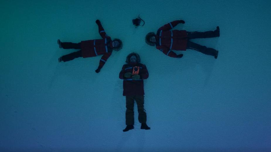 Arctic Explorers Imagine a World of Winning in Lotto New Zealand Spot