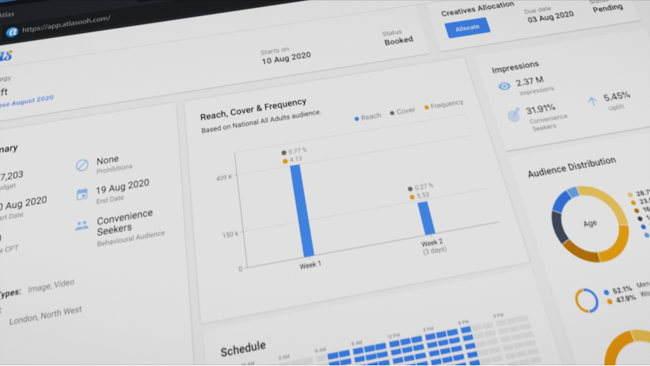 Talon Redefines OOH Programmatic Market With Intelligent Digital Planning and Buying Platform