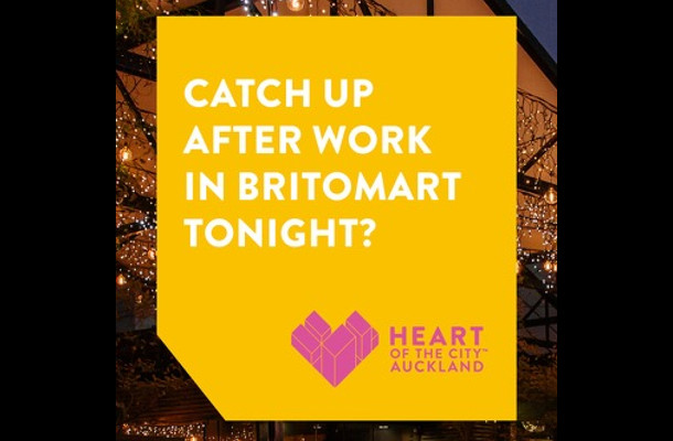 Heart of the City, Colenso BBDO and OMD Make Headlines