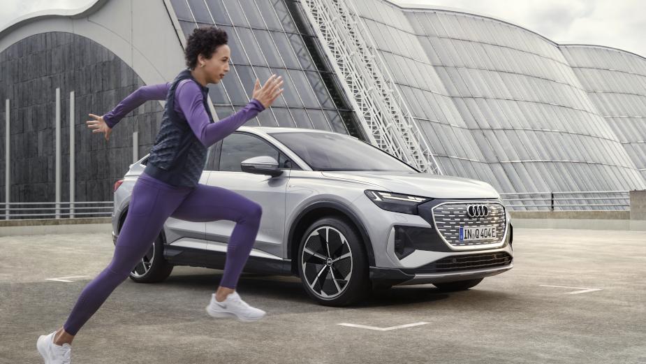 Audi Combines Sustainability and Speed in Spot Starring World Long Jump Champion Malaika Mihambo