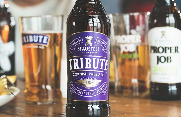 Yeghes Da! True is Working with St Austell Brewery