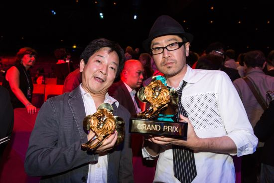 Dentsu Japan Takes First Ever Lions Health Grand Prix