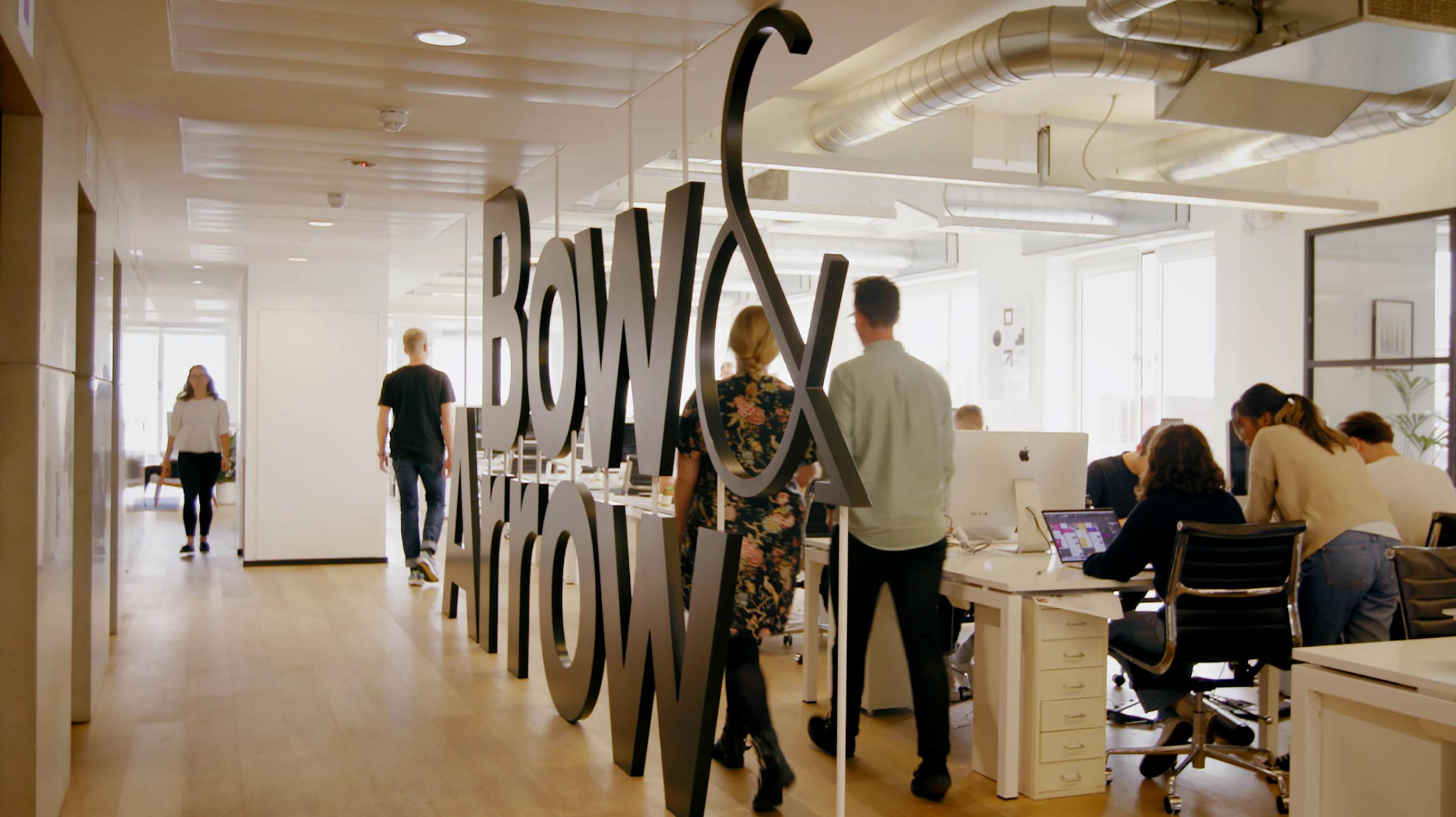 Accenture Interactive Acquires UK Digital Ventures Consultancy Bow & Arrow