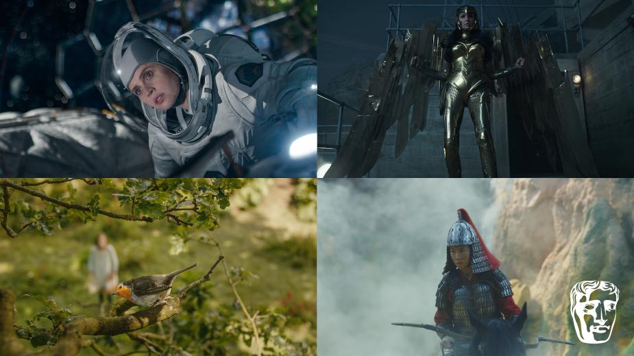 Framestore VFX Work Shines on BAFTA Longlist