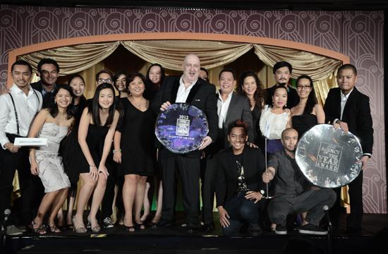 BBDO Guerrero Awarded Two AOTY Titles