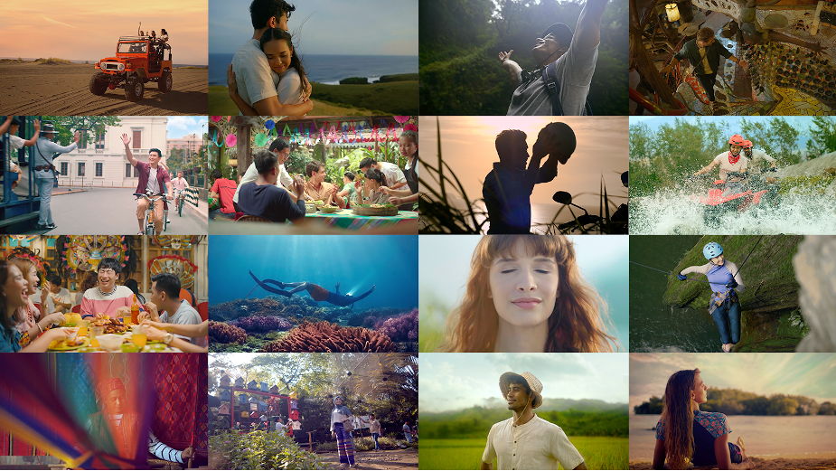 'Wake up in the Philippines' by Sinking Into Sixteen Dreamy New Films