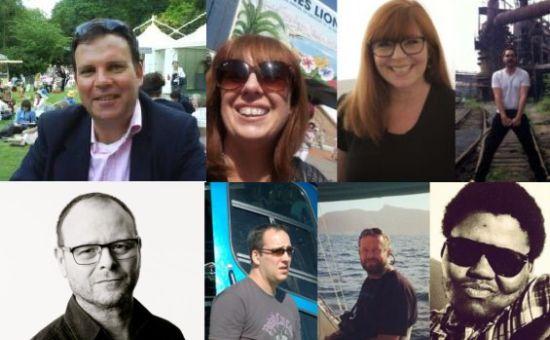Meet the LBB & Friends Beach: Talent Partners, Airbag, Getty, Milestone, Farm Films