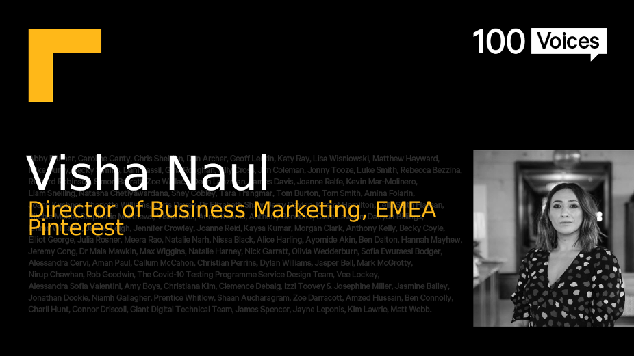 BIMA100 Voices: Visha Naul