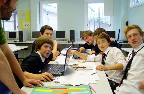 UK Agencies Go Back to School