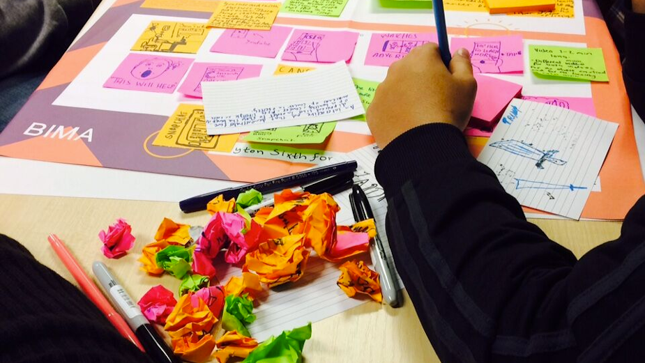 Britain's Youth Join Forces with Digital and Tech Industry to Tackle Issues around Food Poverty