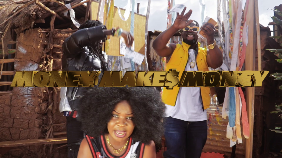 Money Makes Money: The Ugandan Rap Video That Chucks Out the Charity Ad Cliches