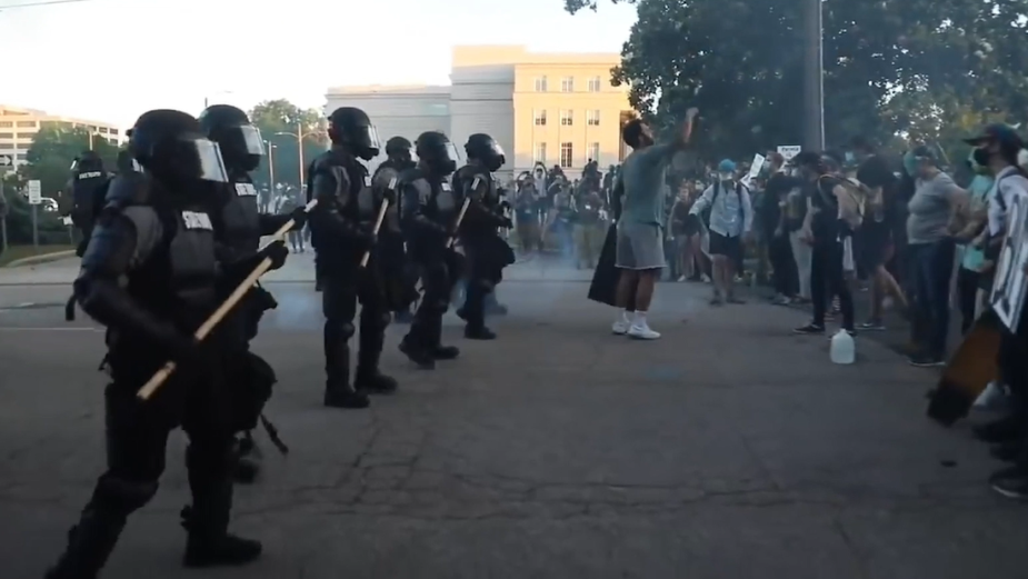 Harrowing Black Lives Matter Film Reveals Extent of Police Brutality in the US