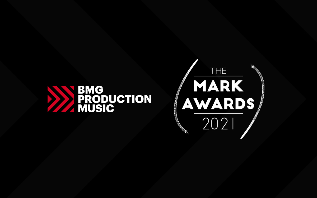 BMG Production Music Honoured with Seven Wins at the 2021 Mark Awards