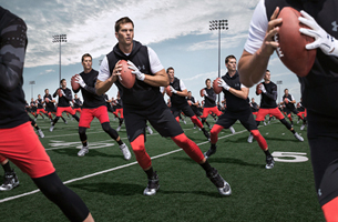 An Army of Tom Bradys Star in Droga5's Latest Under Armour Spot