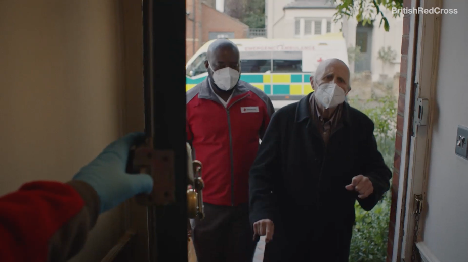 British Red Cross Reminds Us We Have the Power to Make a Change with Charitable Spot