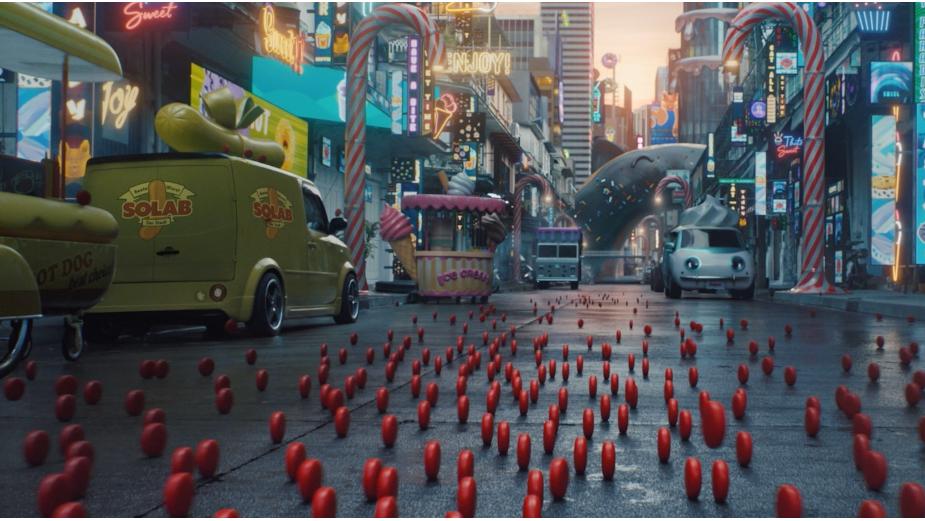 Babybels Battle Sweet City in Heroic Mock Film Trailer