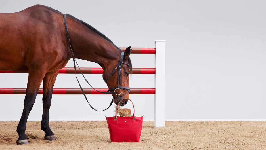 Longchamp Champions Iconic Line 'Le Pilage' with Colourful Campaign