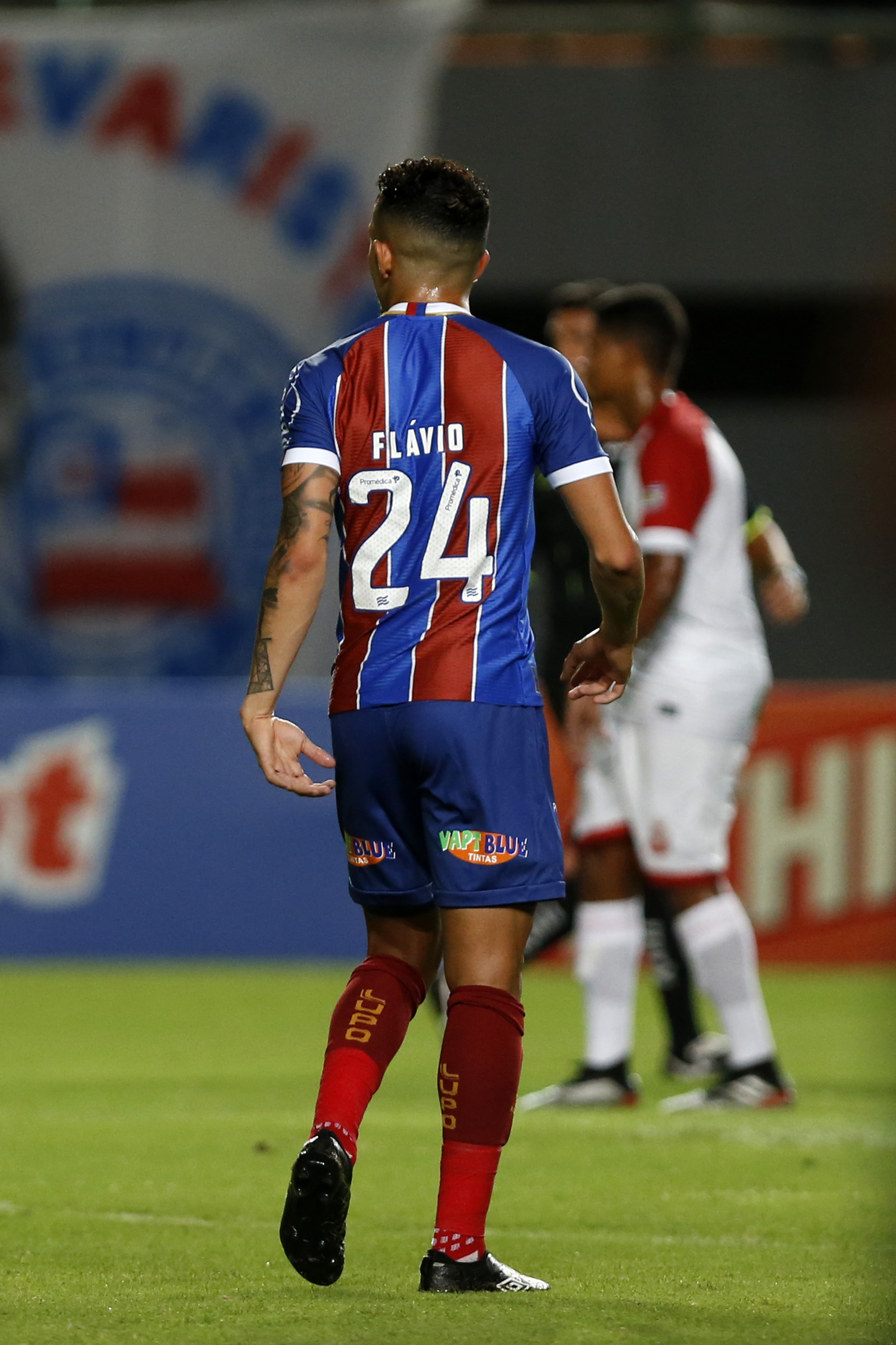 Brahma and Bahia Wear the #NumberOfRespect Inviting Other Teams to Join the Campaign