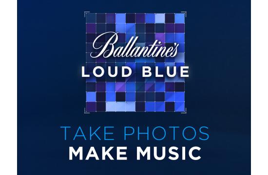 Work Club launches Ballantine's 'Loud Blue'