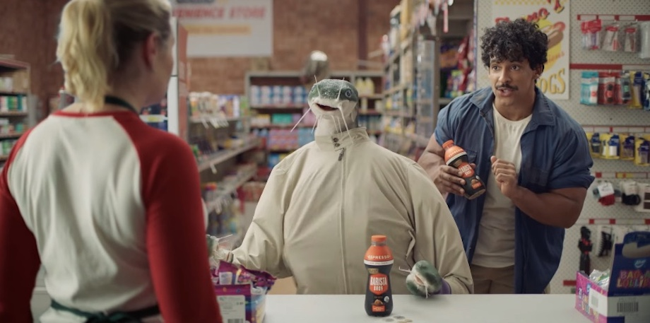 Catfish Gets a Fix of Barista Bros at the Servo in Latest Ad With BMF