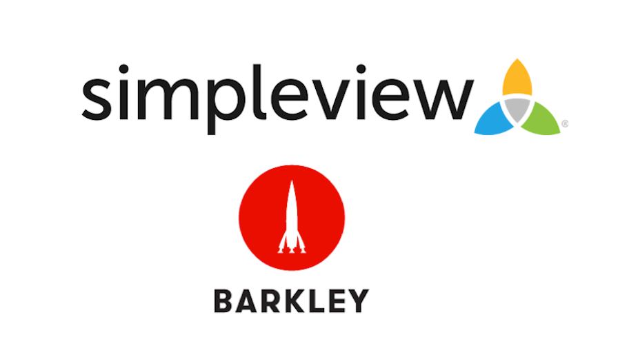 Simpleview Announces Alliance with Barkley to Serve Top Destination Marketing Organisations
