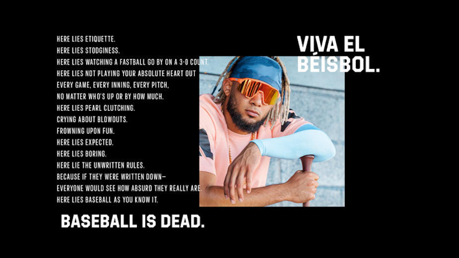 Adidas Claims Baseball Is Dead in Risqué Campaign by Mojo Supermarket