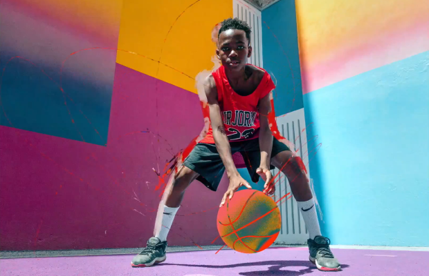 My Accomplice Showcases Google Earth in Eye-Popping Basketball Film for DAZN