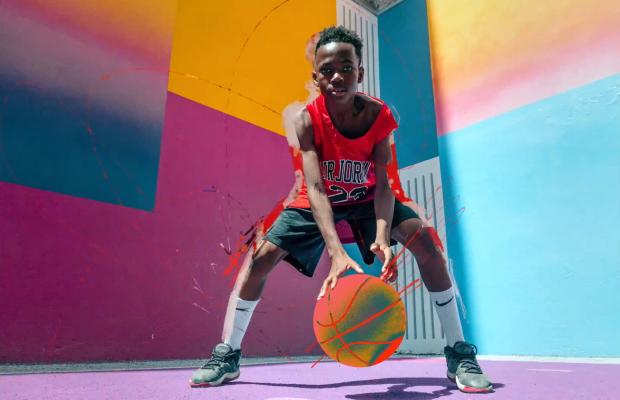 My Accomplice Showcases Google Earth in Eye-Popping Basketball Film for DAZN