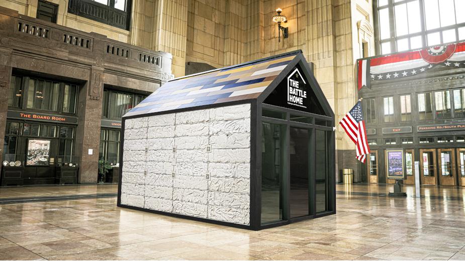 National Association of REALTORS' Exhibit Celebrates Innovative Solution to Veteran Homelessness