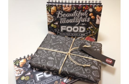 BMF Gets Cooking in 2014 with Recipe Book