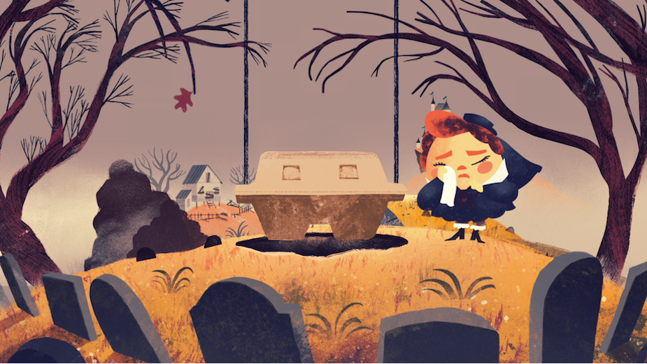 Bedtime Just Got a Little Darker with Classic Nursery Rhymes Reimagined for Adults