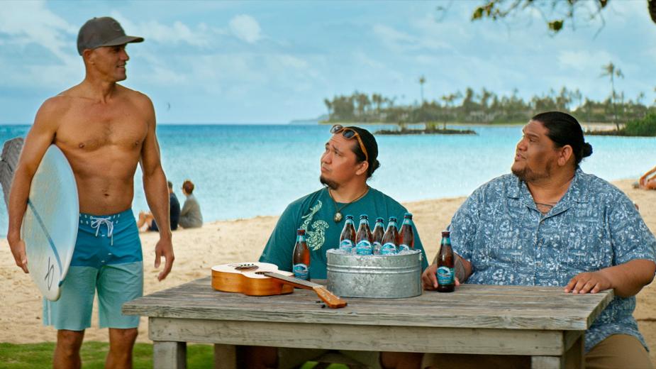 Surf Legend Kelly Slater Joins Kona Beer's Beloved 'Bruddahs' in Largest Brand Campaign